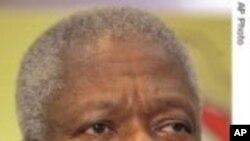 Kenyans Await Kofi Annan's Arrival Sunday