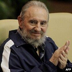 Betob Fidel Kastro anchadan beri ommaga ko'rinmadi