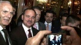 Presidenti Nishani, takim me komunitetin në Nju Jork
