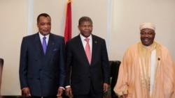 Cimeira de Luanda reduzida a reunião a porta fechada - 1:45
