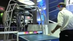 Սեղանի թենիսի ռոբոտ մարզիչը կարող է ձեզ օգնել բարձունքների հասնել