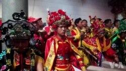 捕鱼量减少, 中国福建沿海民众祈求神灵
