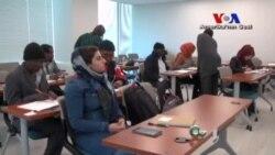 ABD'de Mültecilere Ücretsiz İngilizce Dersi