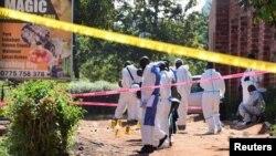 Enquête en Ouganda après l'explosion d'une bombe dans un bar