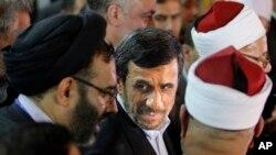 Iranski predsednik Mahmud Ahmadinedžad u Kairu
