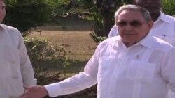 Panamá invita oficialmente a Cuba