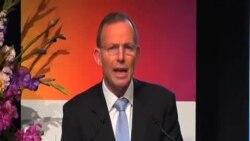 澳大利亞總理:伊斯蘭國組織具有全球野心