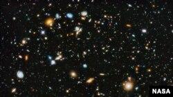 Колоритен поглед во вселената од телескопот Хабл