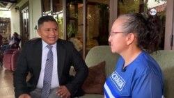 Periodista excarcelada en Nicaragua conversa con VOA