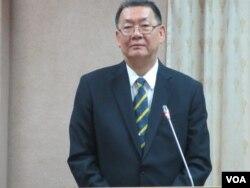 台湾外交部次长高振群 (美国之音张永泰)
