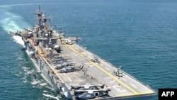 Chiến hạm USS Kearsarge của Hoa Kỳ