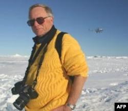 50年后仍探险 沃尔什身在北极