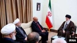 این نخستین سفر یک رئیس جمهوری آفریقای جنوبی به ایران پس از انقلاب ۱۳۵۷ در ایران است