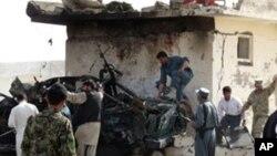자살폭탄 공격 현장(자료사진)