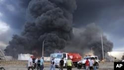 Ledakan di penyulingan minyak paling besar Venezuela di Punto Fijo menewaskan sedikitnya 41 orang (25/8).