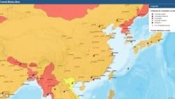 """眾院通過法案禁止美政府中國地圖含台灣美議員:""""共產中國是共產中國,台灣是台灣"""""""