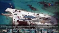 Việt Nam phản đối Trung Quốc xây cất ở Biển Đông