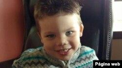 Lane Graves, el niño arrastrado por un caimán en un resort de Disney, en Orlando.