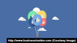 facebook balloons