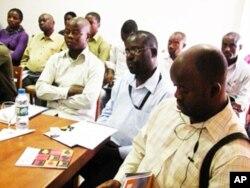 Seminário sobre liberdade de imprensa no Namibe