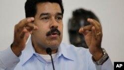 El presidente de Venezuela, Nicolás Maduro, asegura que el organismo internacional de derechos humanos responde a los intereses de EE.UU.