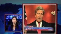 VOA连线:克里:伊朗核协议使中东地区更安全