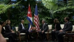Amid Diplomatic 'New Day' in Cuba, Differences Remain