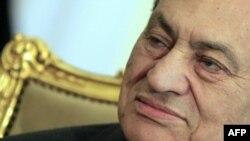 Ish-presidenti i Egjiptit Mubarak del javën e ardhshme para gjyqit