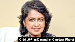 Ameenah Gurib-Fakim désignée présidente de la République de Maurice lundi 1er juin 2015