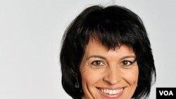 Presiden Swiss Doris Leuthard