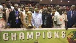Sport: Afrobasket 2018