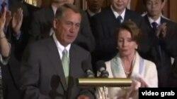 美國眾議院兩黨領袖 紀念六四25週年