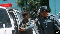 حمله بر یک حوزۀ پولیس در شهر قندهار