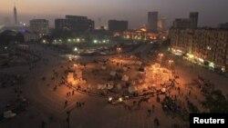 Площадь Тахрир. Каир, Египет