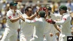 آسٹریلیا کی بھارت کے خلاف فیصلہ کن برتری