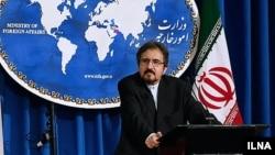 Bahram Ghasemi, Spokesman of Iran's foreign ministry,3, بهرام قاسمی، سخنگوی وزارت امور خارجه ایران