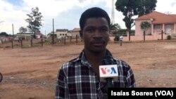 Hermenegildo José Victor, ativista detido em Malanje, Angola