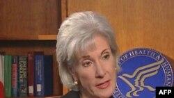 Bộ trưởng Y tế Hoa Kỳ Kathleen Sebelius nói giảm sử dụng thuốc lá vẫn là ưu tiên quan trọng của chính quyền Tổng thống Obama