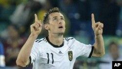 Mondial 2010 : L'Allemagne impitoyable avec l'Australie