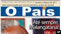Malangatana: In Memoriam