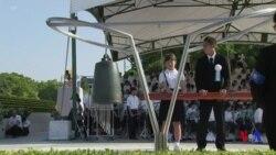 聯合國秘書長出席長崎原爆73週年紀念儀式