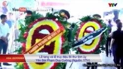 Truyền hình vệ tinh VOA 23/8/2016