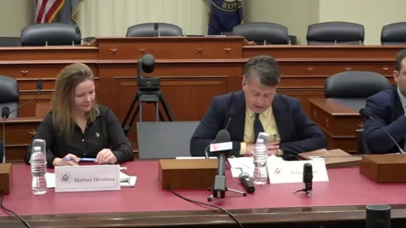 O korupciji na Balkanu u Kongresu SAD