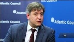Час-Тайм: Ексклюзивне інтерв'ю з міністром фінансів України Данилюком - за підсумками його переговорів з МВФ