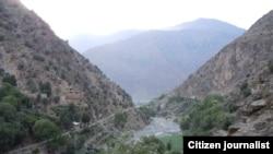 Pak-Afghan Border Arandu