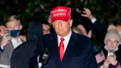 ေရြးေကာက္ပဲြေနာက္ရက္ မဲေရတြက္မႈ အၾကမ္းဖက္မႈေတြ ရွိလာႏိုင္ Trump သတိေပး