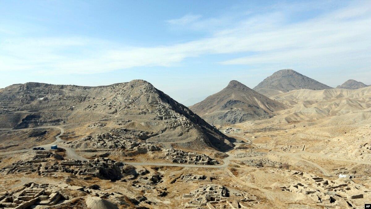افغانستان مدیریت جدی معادن را روی دست گرفته است
