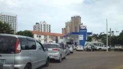 Falta de combustível provoca filas quilométricas em cidades moçambicanas