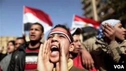 Ejip: Manifestasyon Kontinye sou Plas Tahir la, nan Lekèr