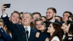 Чинний президент України Петро Порошенко